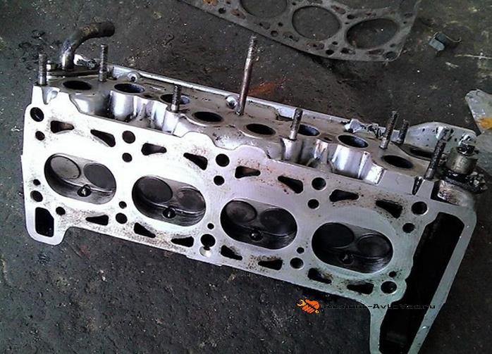 ГРМ автомобиля Ваз-2106