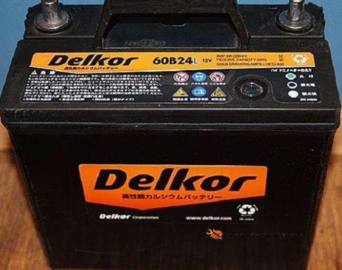 Необслуживаемый аккумулятор Ваз-2107