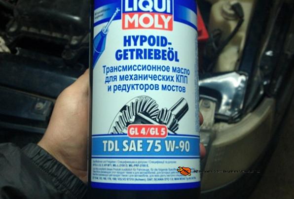 Объем масла в КПП Ваз-2105
