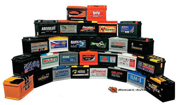Выбор аккумулятора для Ваз-2107