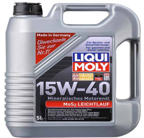 Моторное масло 15w-40