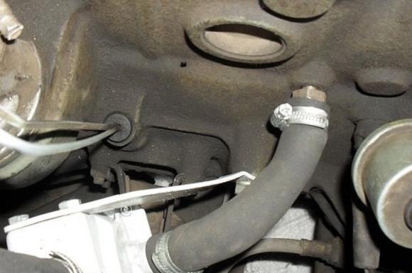 Блок двигателя Ваз
