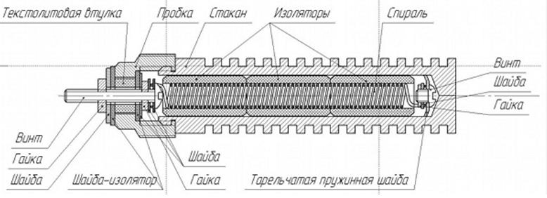 Схема подогревателя Ваз