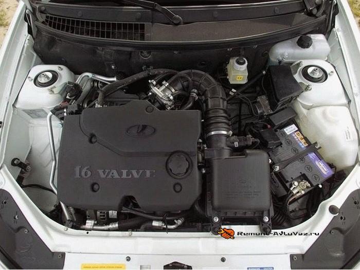Двигатель Lada Vesta 1,8
