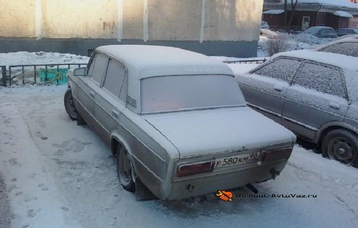 Утепляем автомобиль ВАЗ-2106