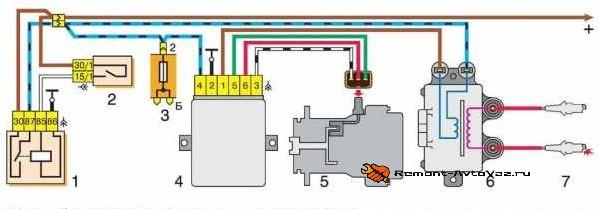 Система зажигания ОКА