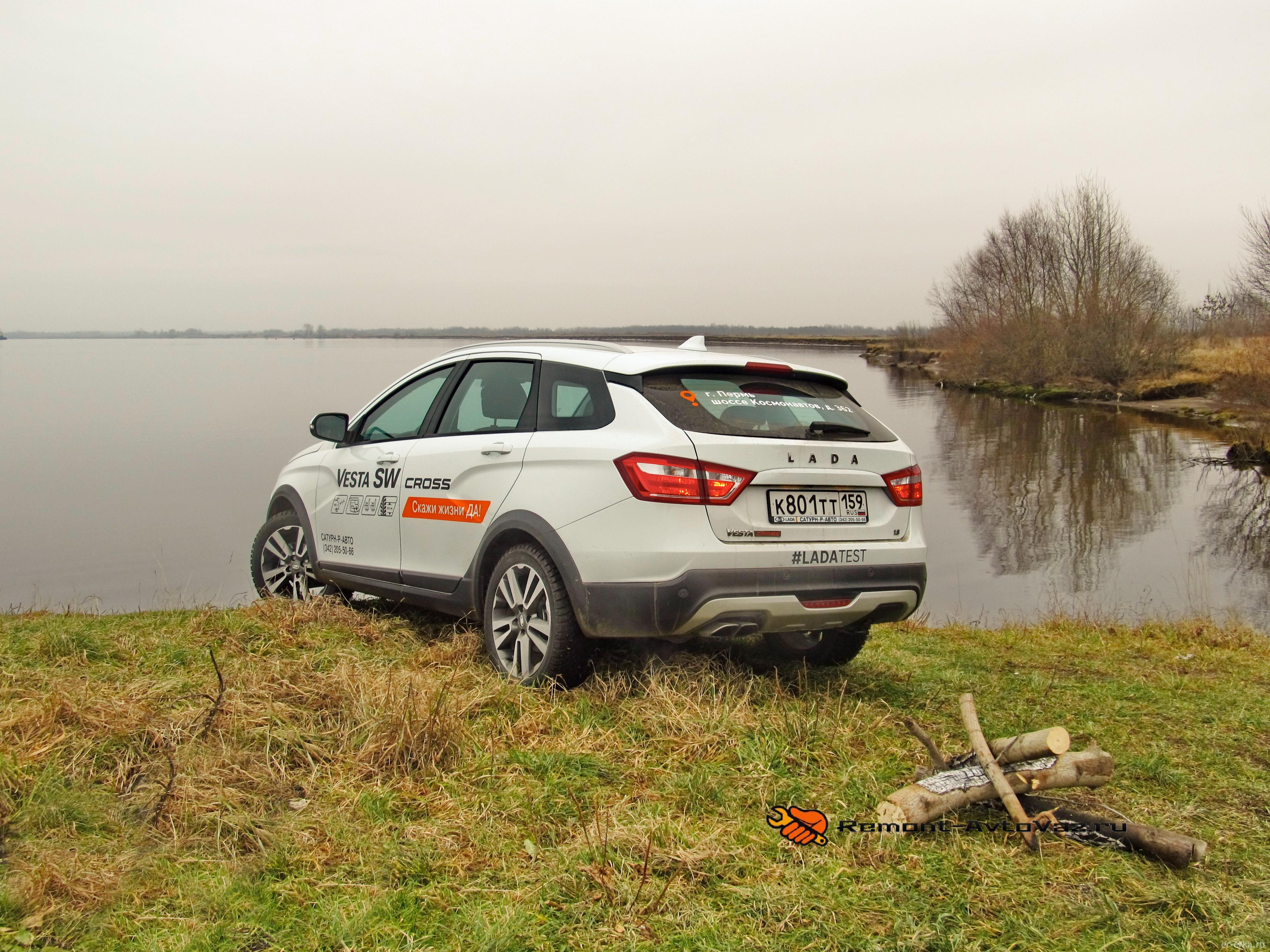 Отрицательные отзывы о кузове Lada-sw-kross