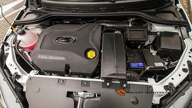 Хорошие отзывы о двигателе Lada-sw-kross