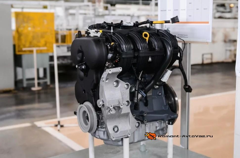 Двигатель Lada-sw-kross