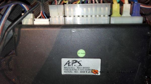 Плюсы и минусы aps9000