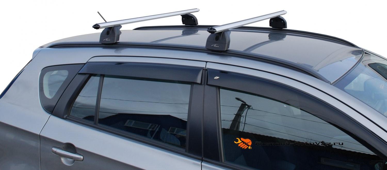 Оригинал багажник на крышу Веста