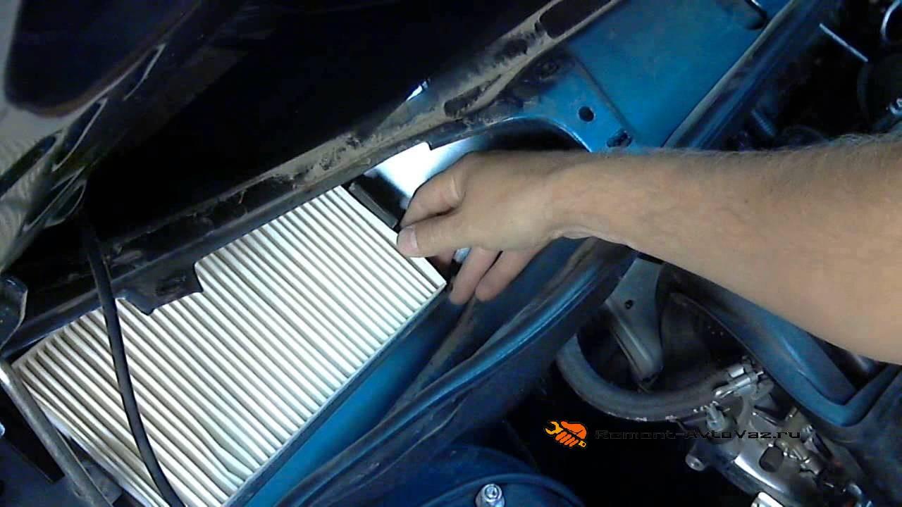 Воздушный фильтр лада гранта