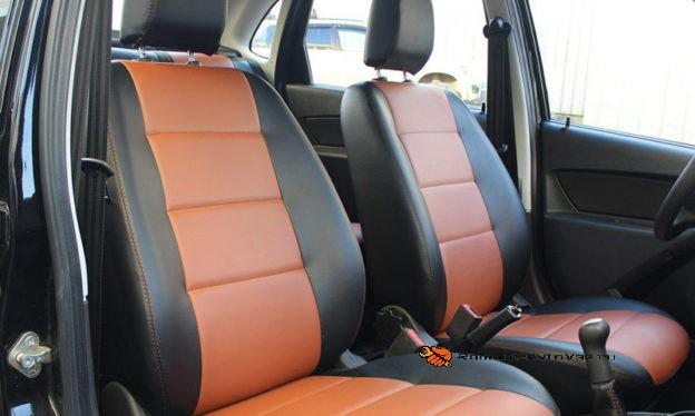 Настройка передних сидений автомобиля