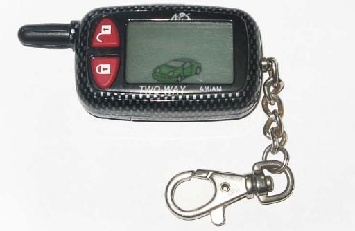Автосигнализация Апс 7100