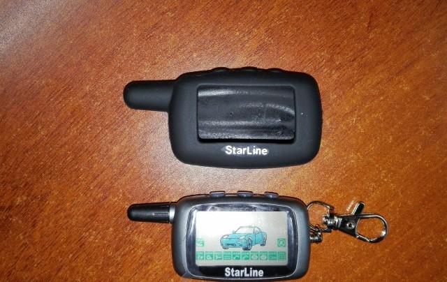 Автосигнализации StarLine A8