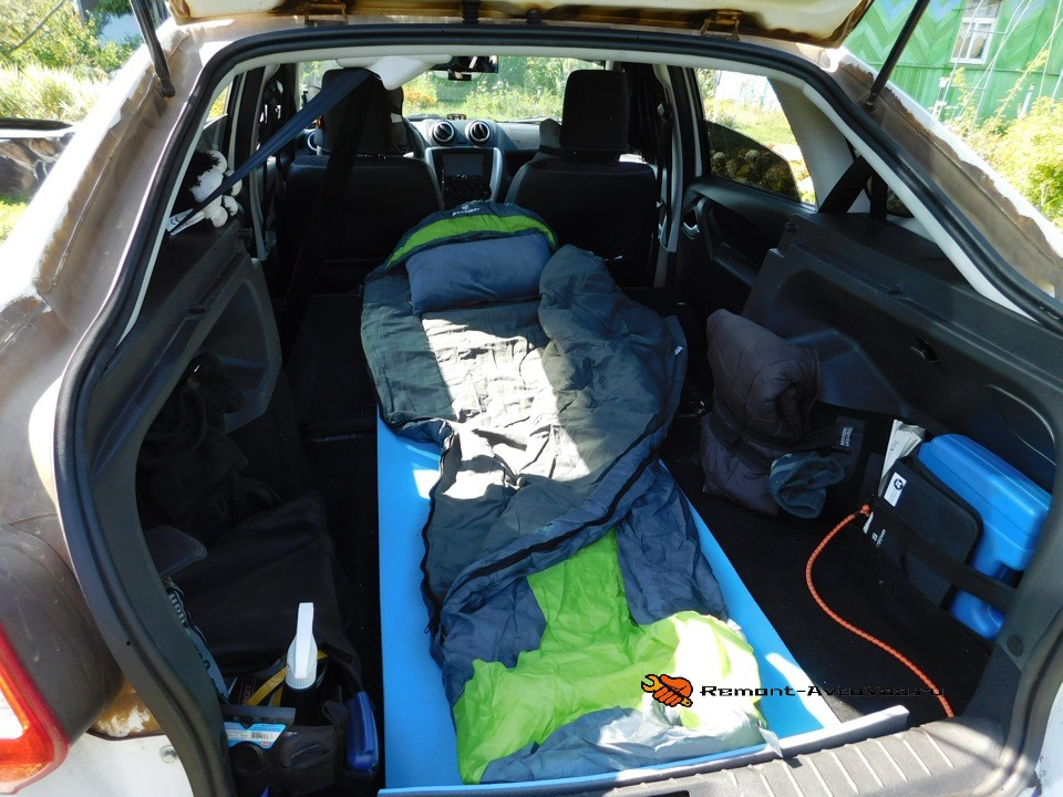 Багажник размеры в см Гранта Лифтбек
