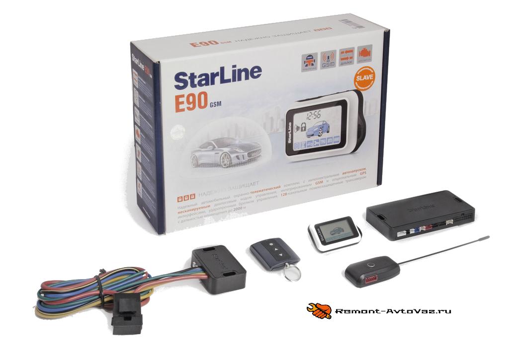 основные характеристики Starline Е90
