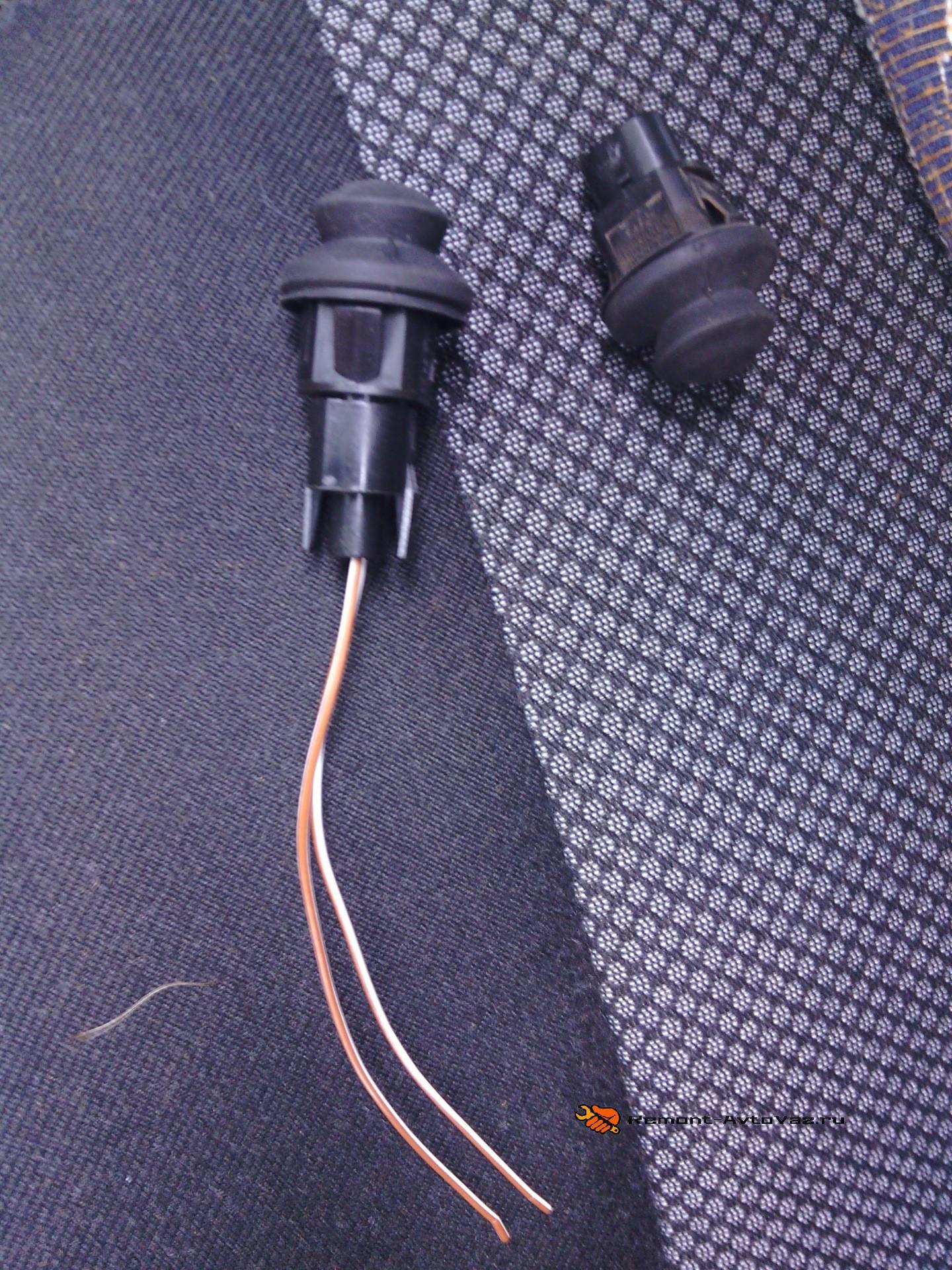 Концевики Гранта Лифтбек заглушки установка
