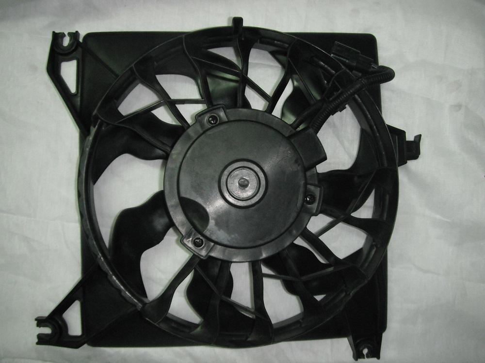 Снятие радиатора системы охлаждения на Гранте