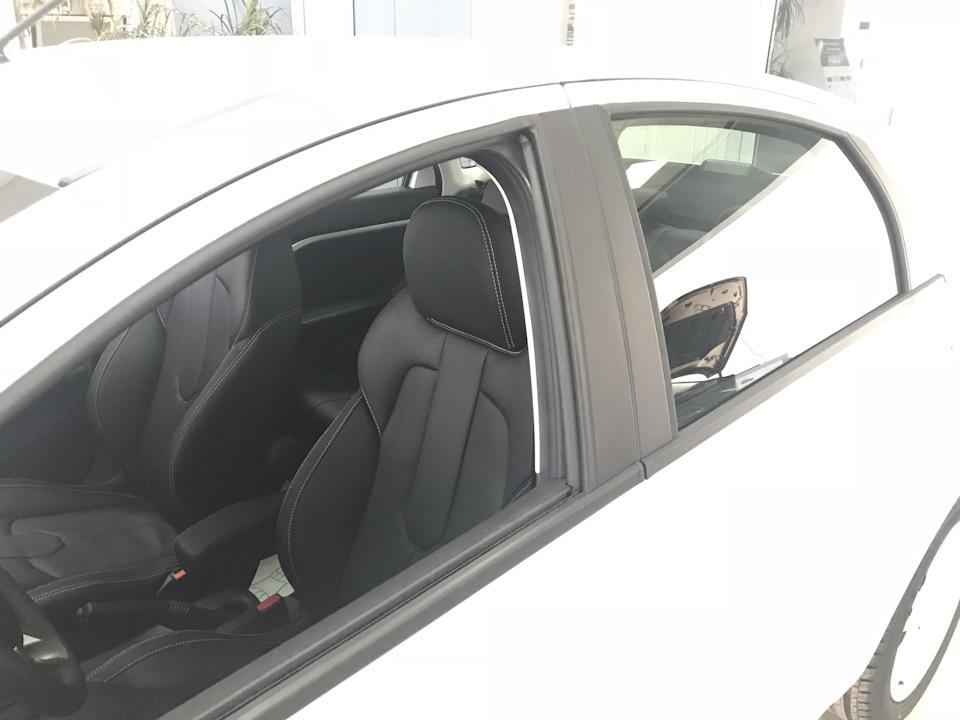 Тюнинг пассажирского сиденья в Лада Веста