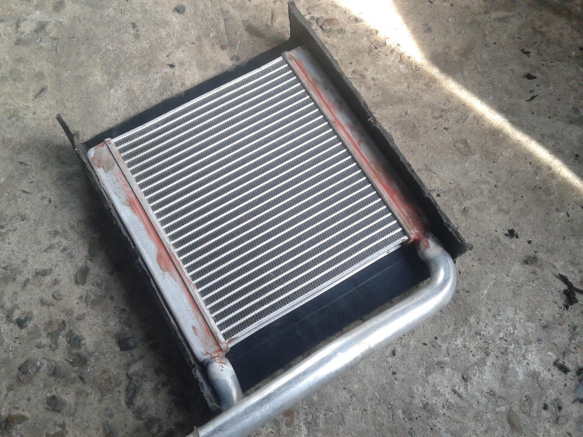 Радиатор печки - Лада Гранта
