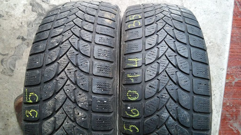 Отзывы о зимних шинах