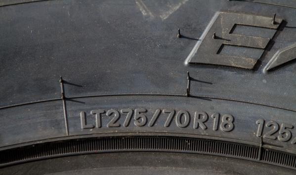 Обозначение на всесезонных шинах 2