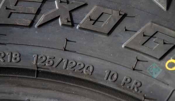 Обозначение на всесезонных шинах