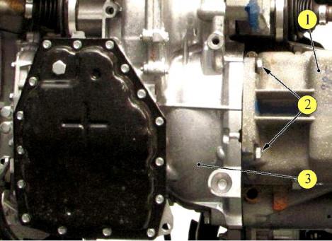 Замена коробки передач автомат Лада Гранта