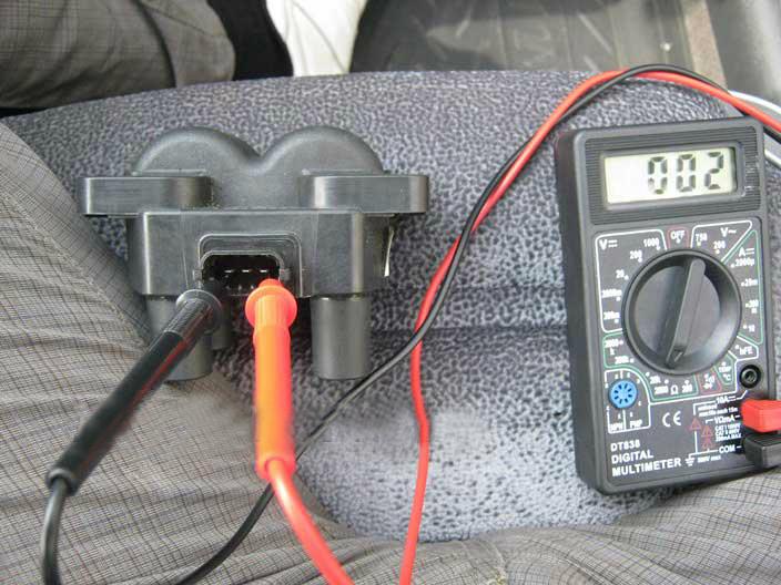 Замена модуля зажигания на Лада Гранта6