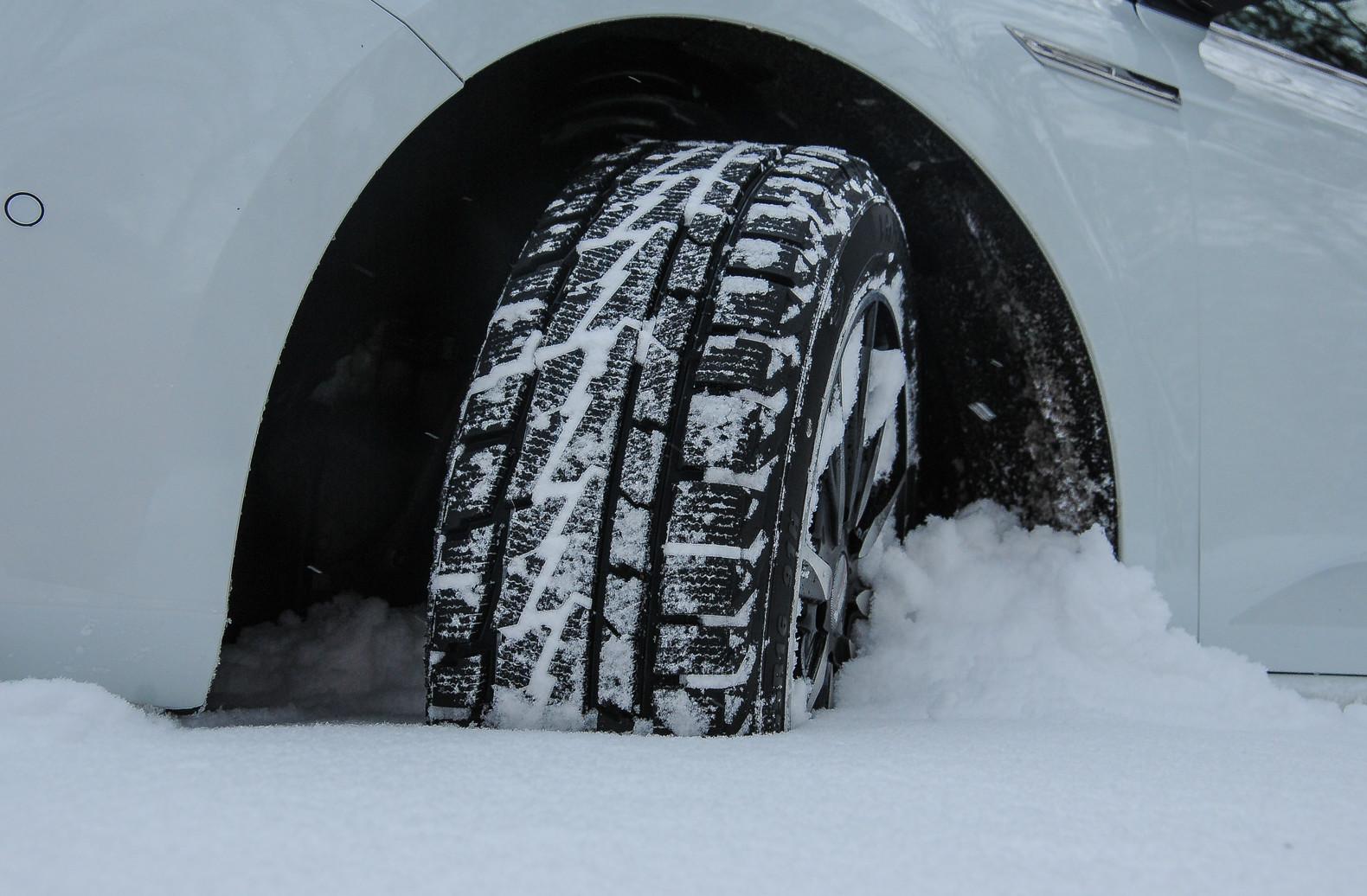 Обзоре зимних шин 2018-2019 для кроссоверов