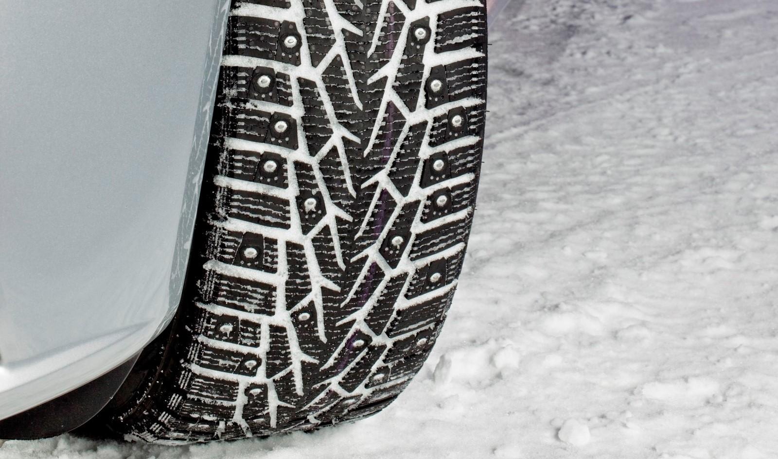 Проверенные тестом зимние шины