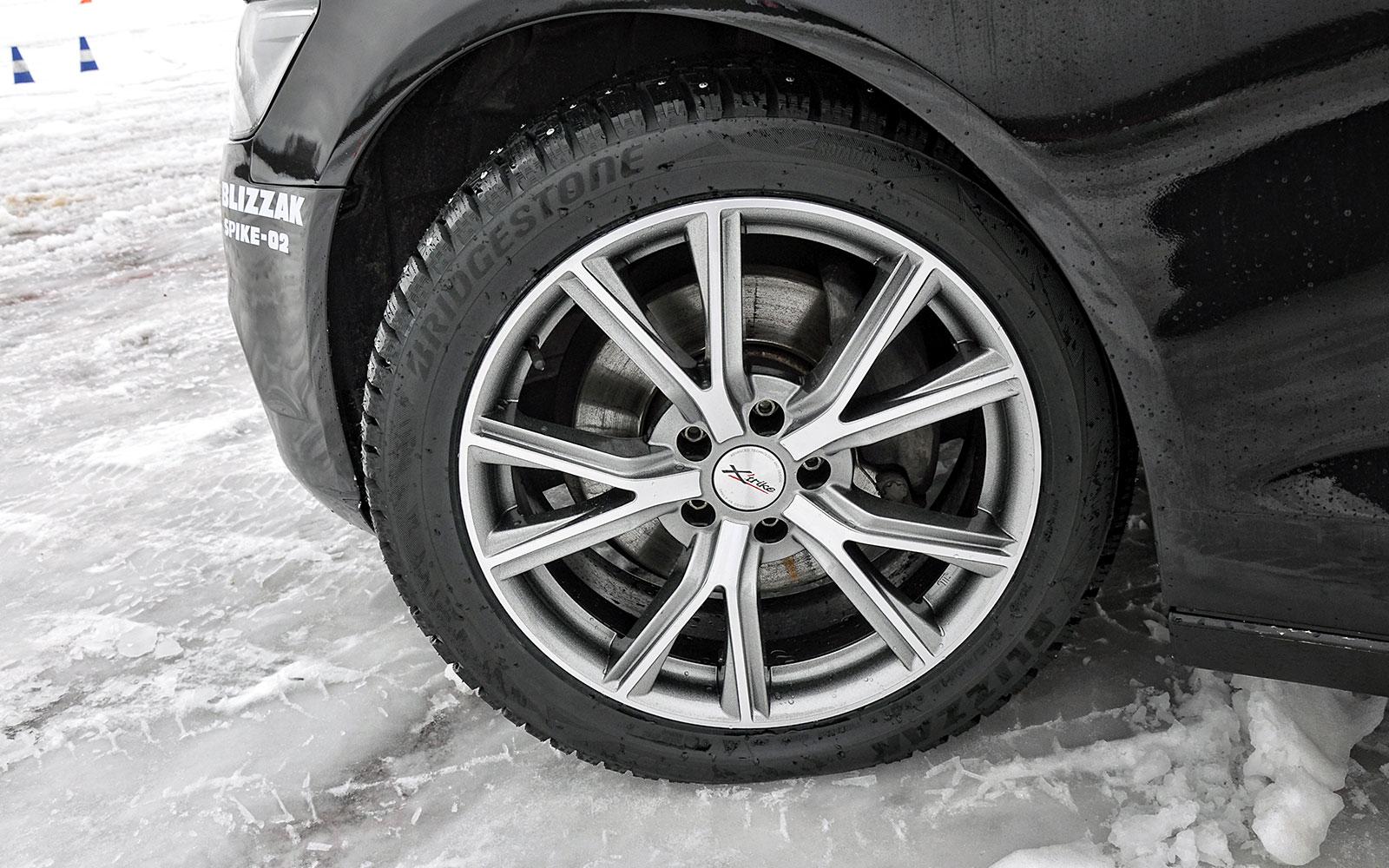 Как выбрать зимние шины для внедорожника