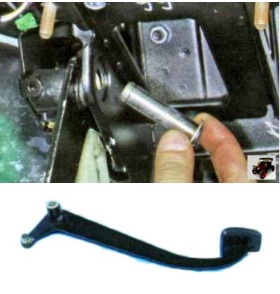 52 - Тугая педаль сцепления лада гранта