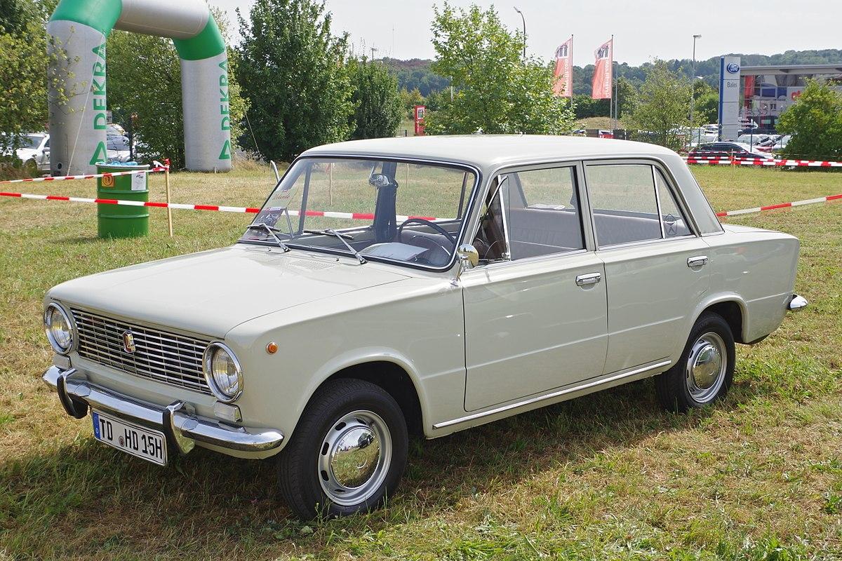 ВАЗ 2101 фото нового авто