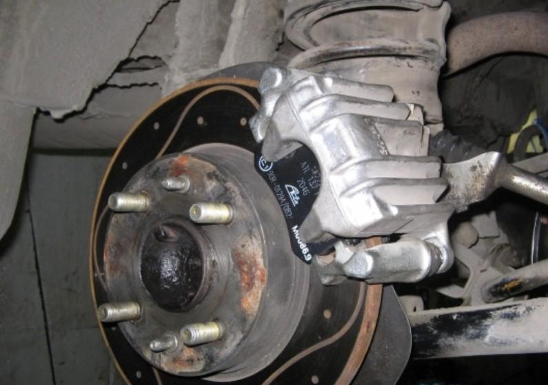 Тормозная система ВАЗ-2106