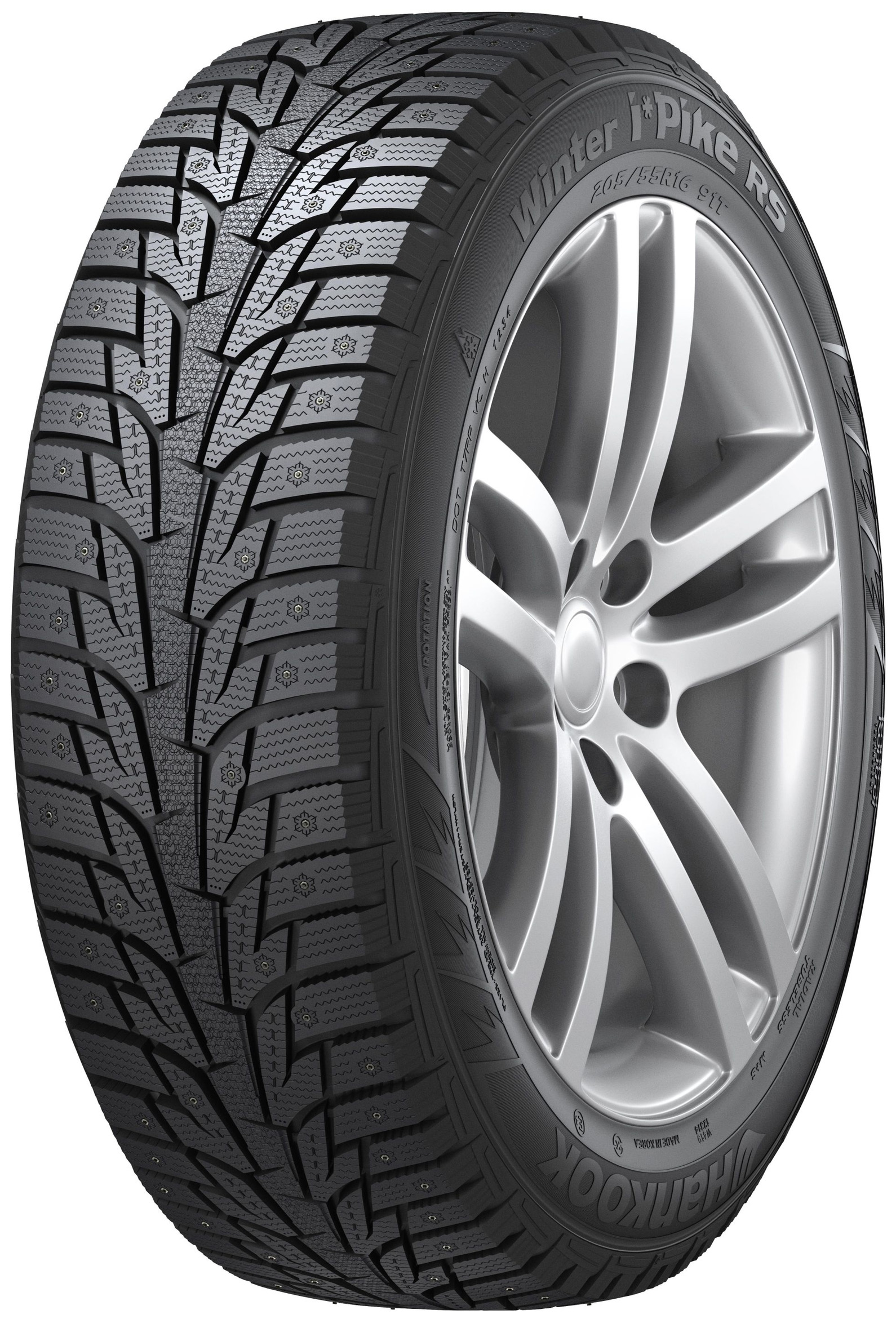 Тест Hankook Tire Winter i*Pike RS2 W429 фото