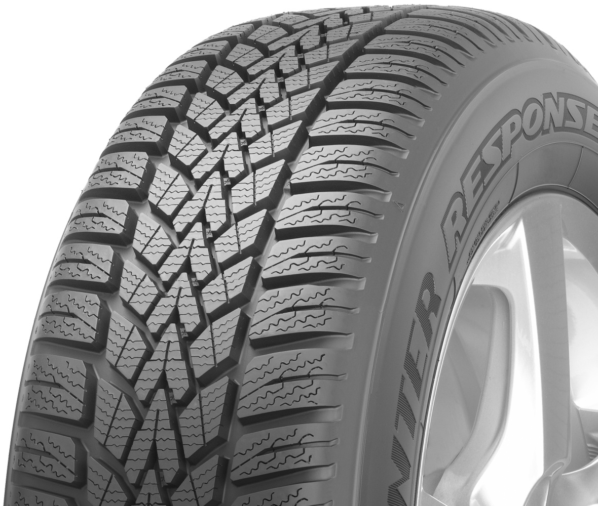 Тесты резины Dunlop SP Winter Response 2
