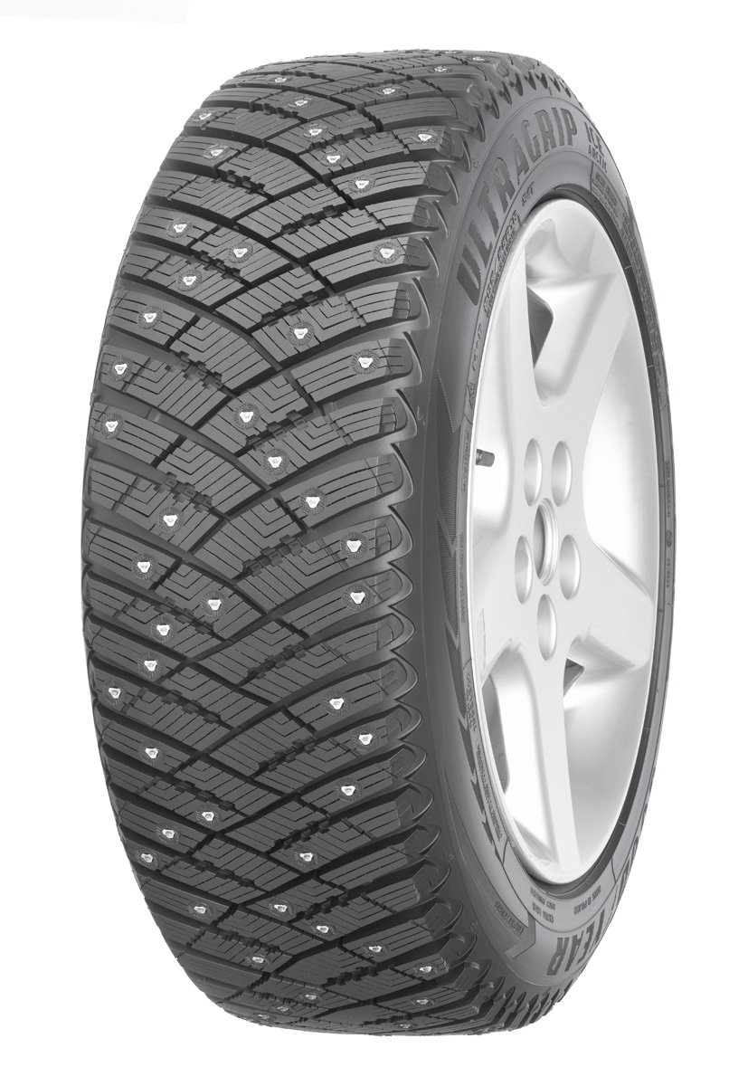 Тест шин GOODYEAR Ultra Grip Ice Arctic SUV