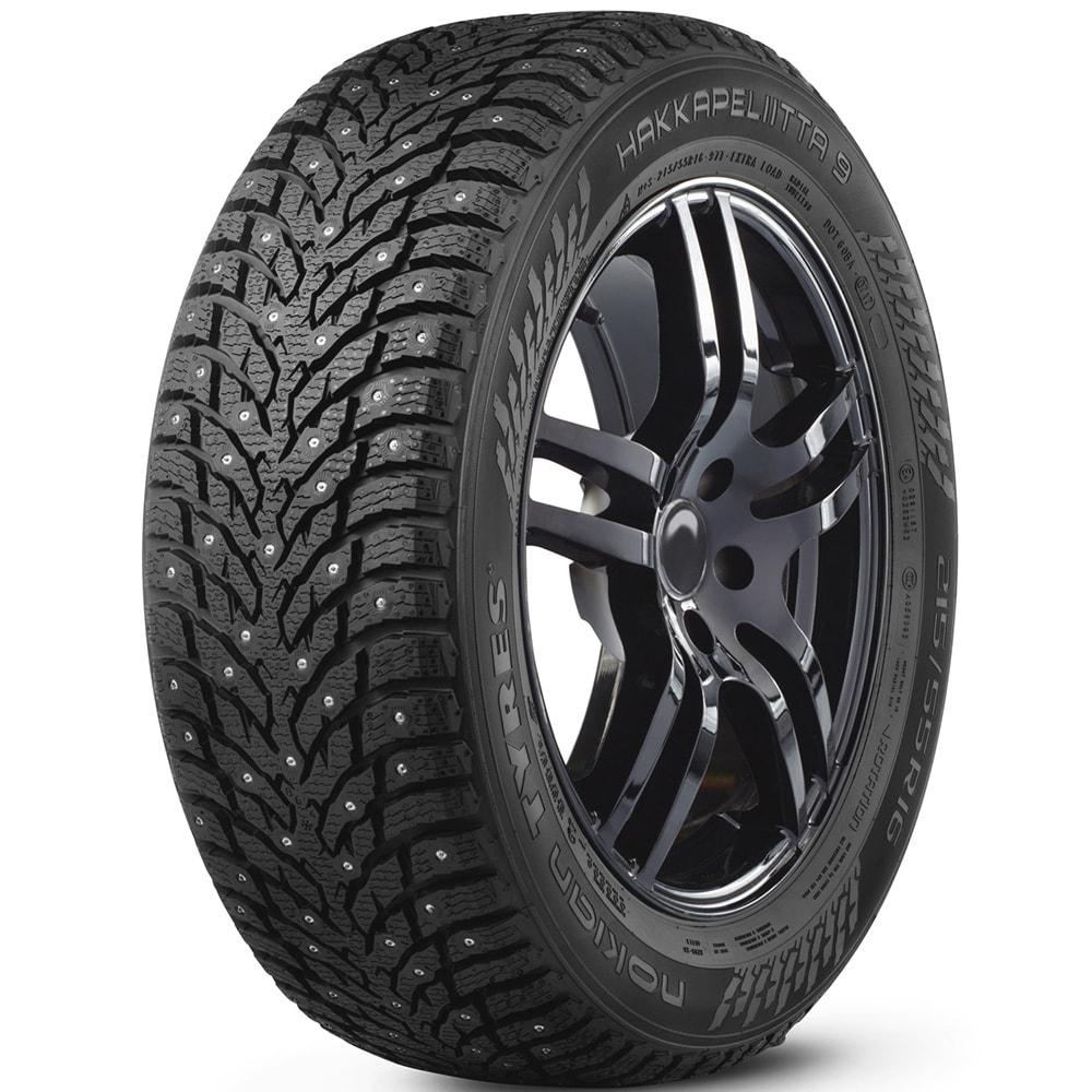 Тест шин Nokian Tyres Hakkapeliitta 9 SUV