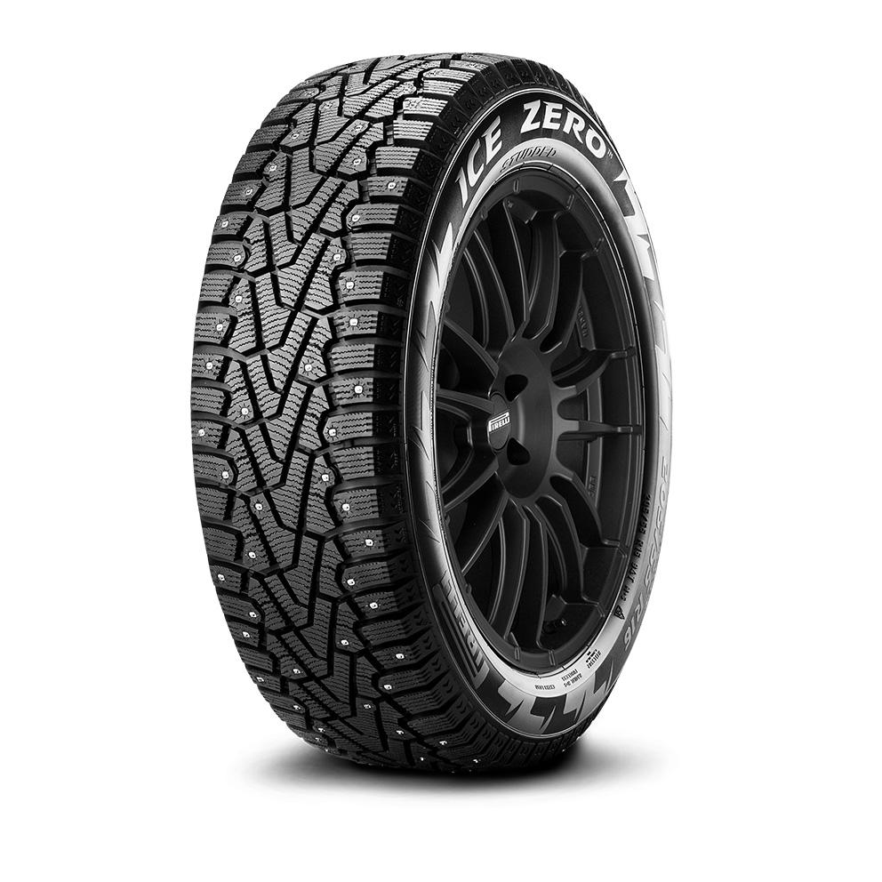 Тест шин Pirelli Ice Zero