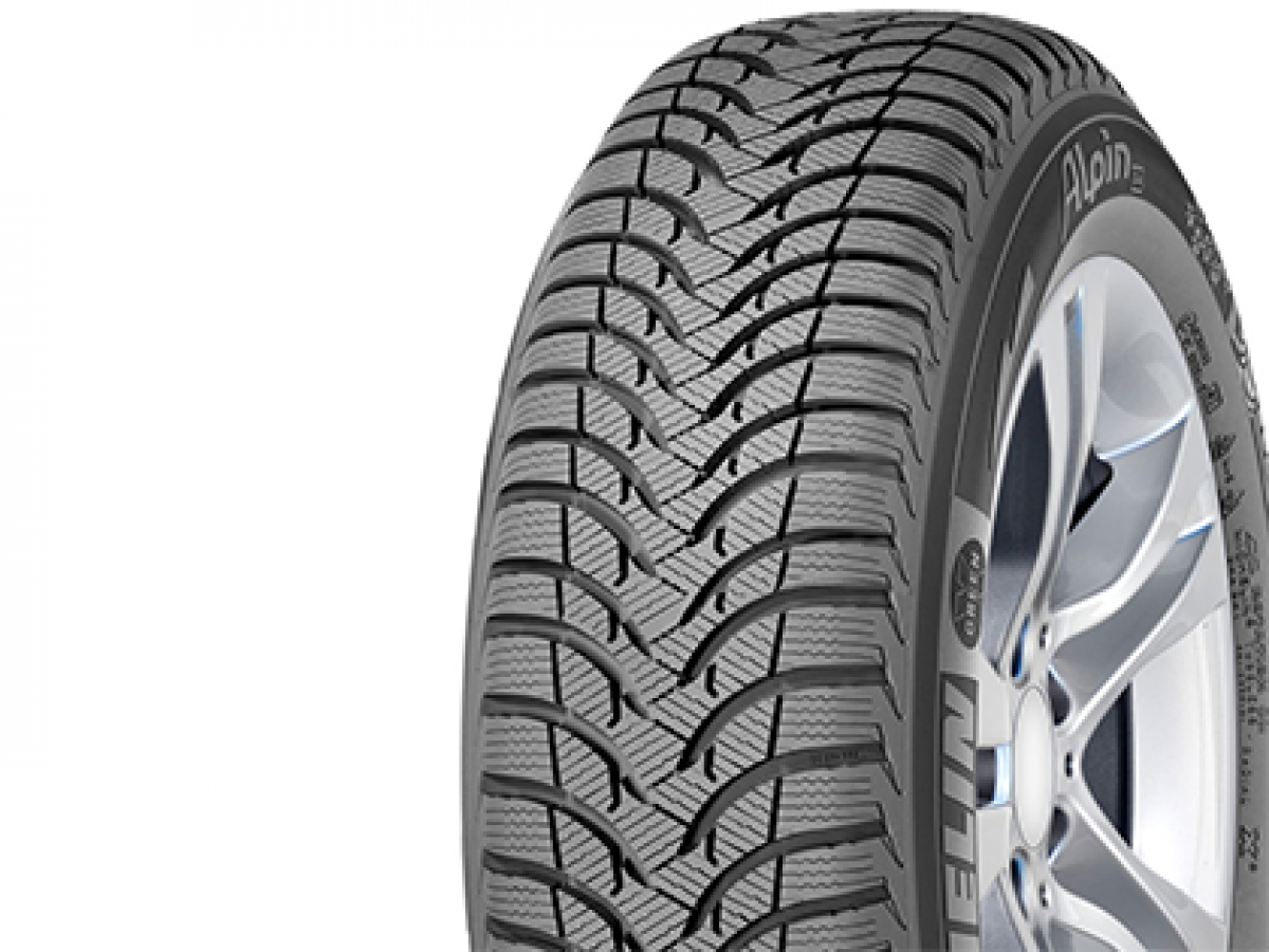 Тест резины Michelin Alpin A4