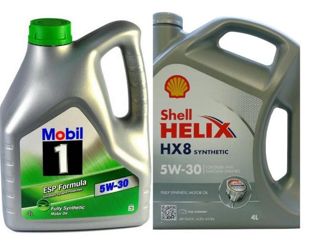 Буквы и цифры на канистре масла в двигатель