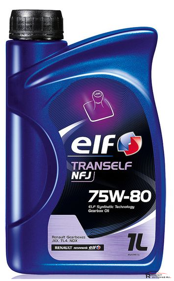 Какая жидкость в коробку передач Tranself 75W-80