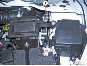 КСУД - контроллер системы управления двигателем Веста